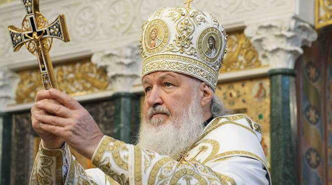 Patriarca Kirill