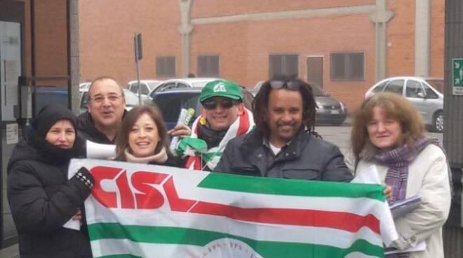 protesta Cisl