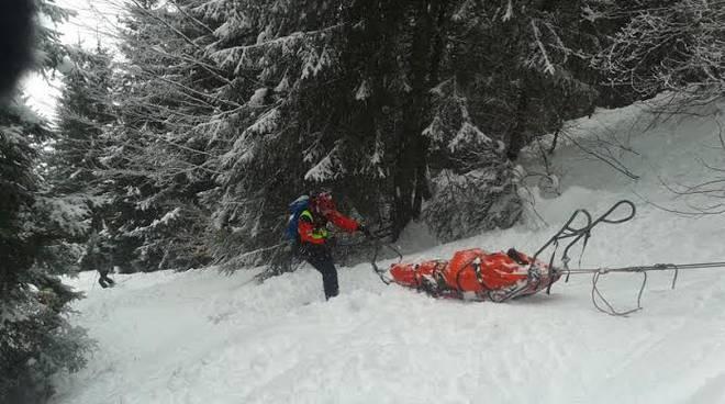 soccorso alpino lizzola