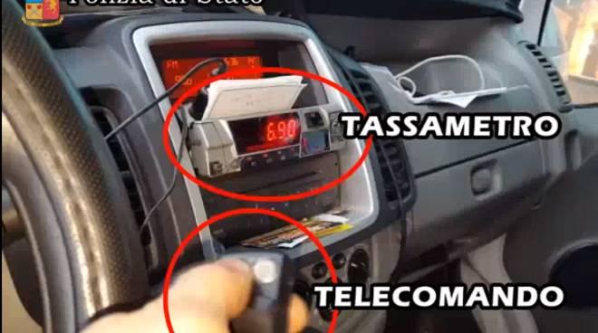 Truffa taxi
