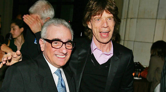 vynil scorsese jagger