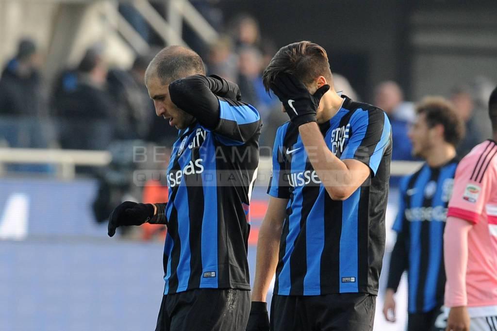 Atalanta-Juventus 0-2: la fotocronaca