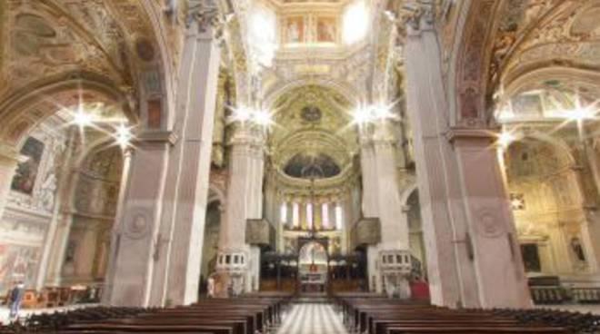 In santa maria maggiore messa di pasqua allietata dalla - Casa di riposo dalmine ...