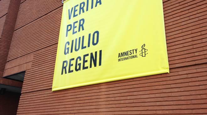Giulio Regeni, manifestazione a Trento il 25 gennaio