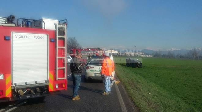 Incidente mortale brignano