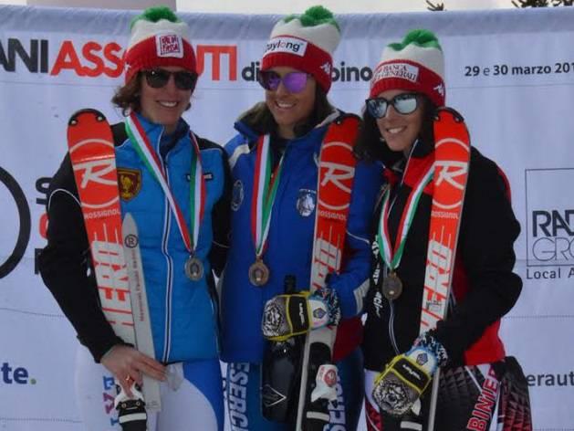 podio slalom