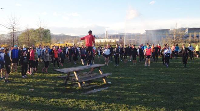 Runners alla Trucca