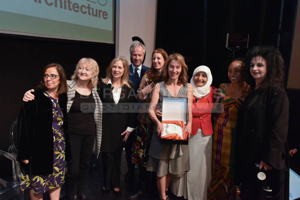 arcVision Prize – Women and Architecture