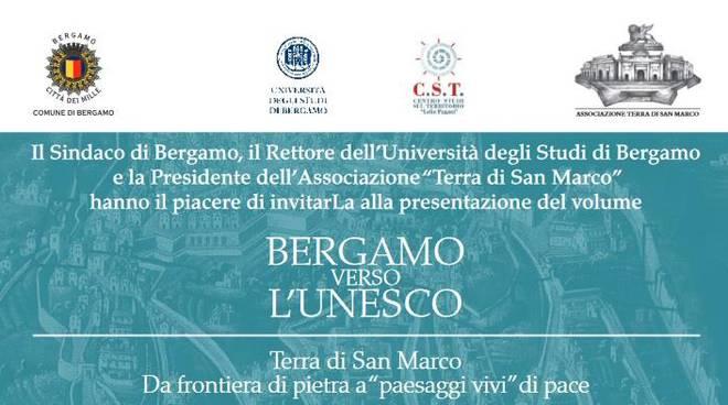 Bergamo verso l'Unesco