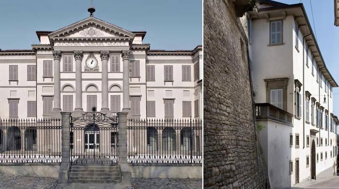 Carrara Palazzo Moroni