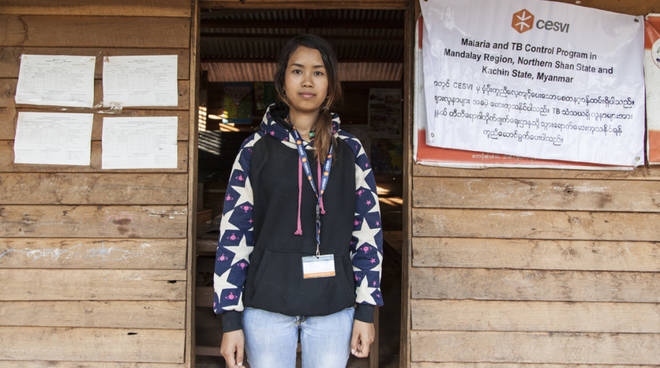 Cesvi in Myanmar