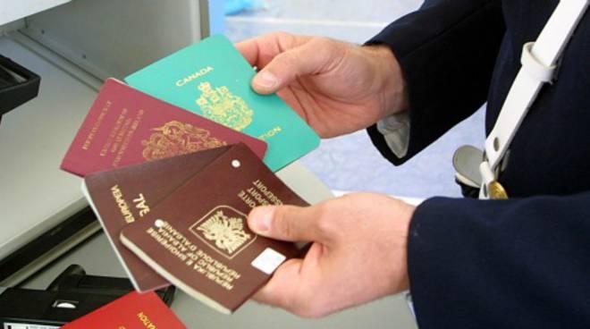 controlli orio passapoorti