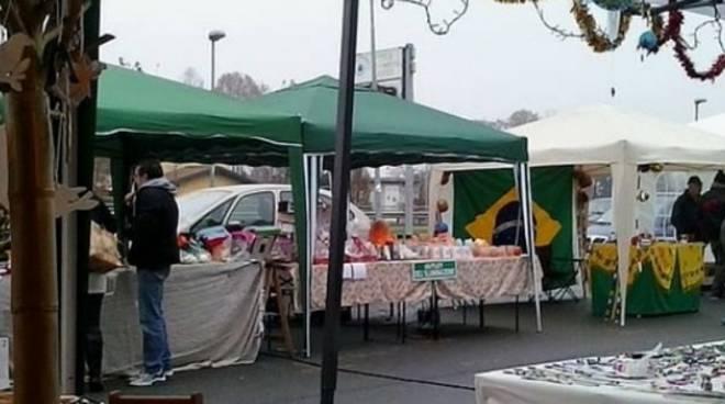 mercatino di natale a treviglio bergamonews