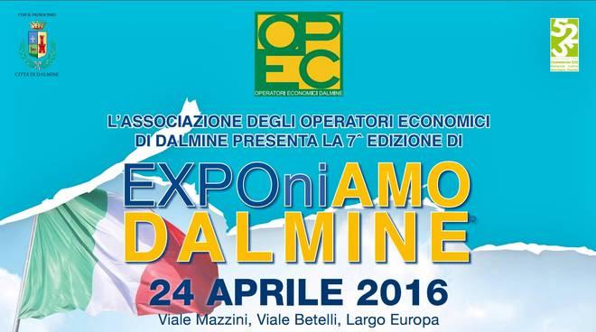 EXPOniAMO DALMINE