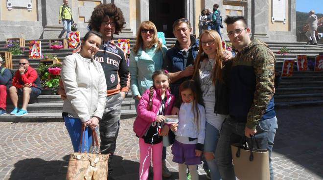 Famiglia Levate