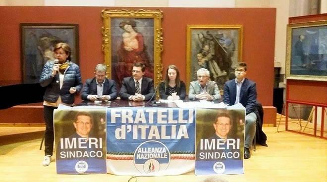 fratelli d'Italia Treviglio Tugnoli