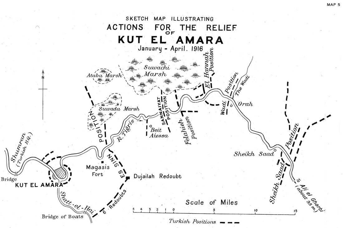 La resa di Kut