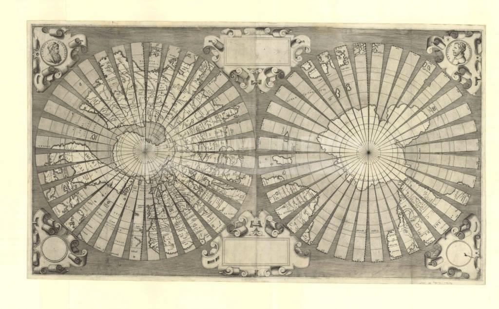 Mappe del Cinquecento