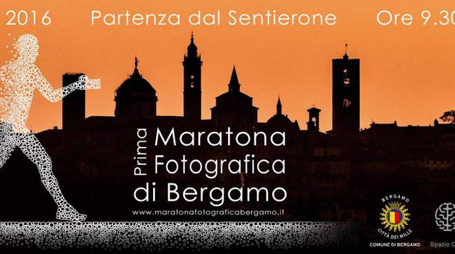Maratona fotografica Bergamo