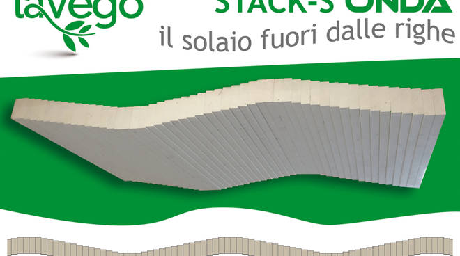Marlegno lancia Stack-S Onda
