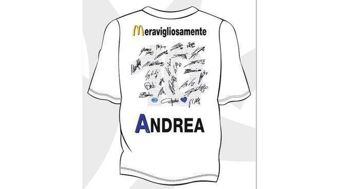 Meravigliosamente Andrea