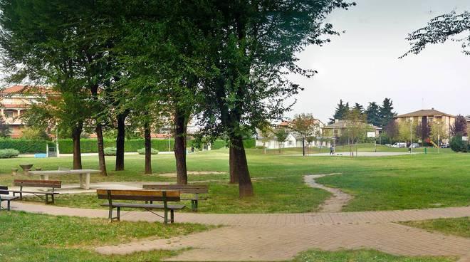 Accordo in comune i volontari presidieranno i parchi di for Arredo parchi