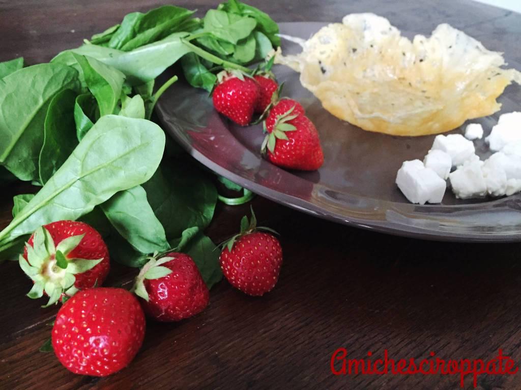 Ricetta fragole