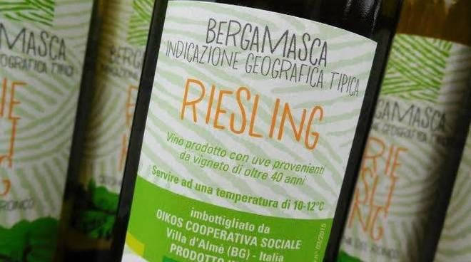 riesling vino oikos