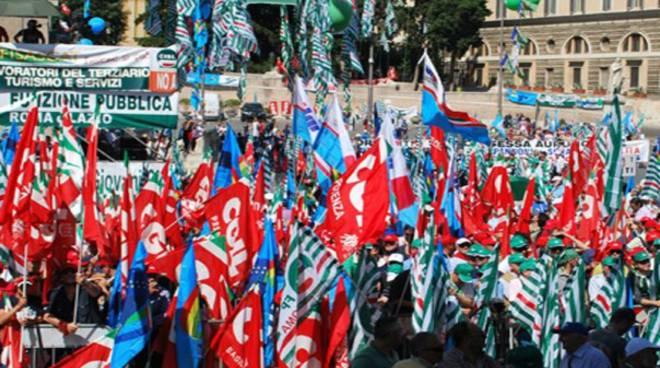 sciopero unitario