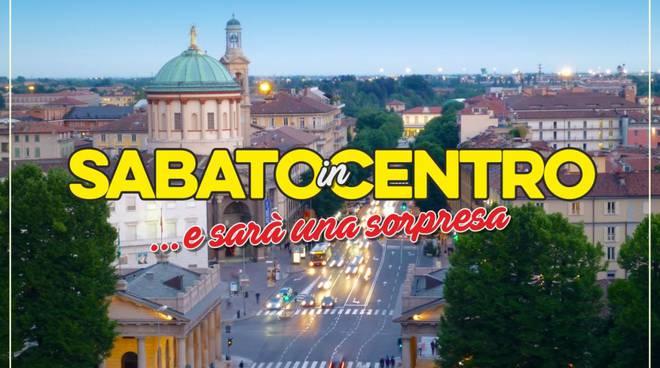 Sabato in centro