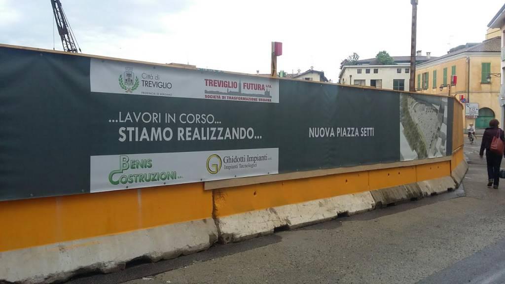 Striscioni Treviglio