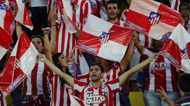 Tifosi Atletico Madrid