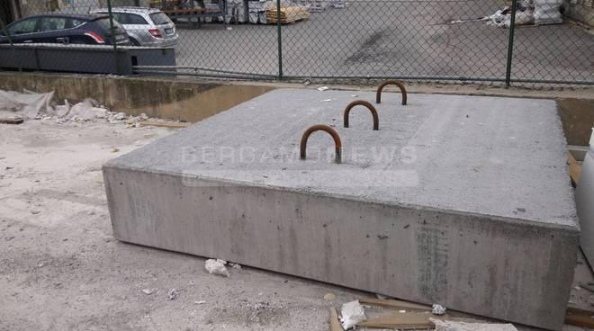 cemento passerella