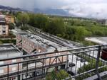 Nubifragio su Bergamo