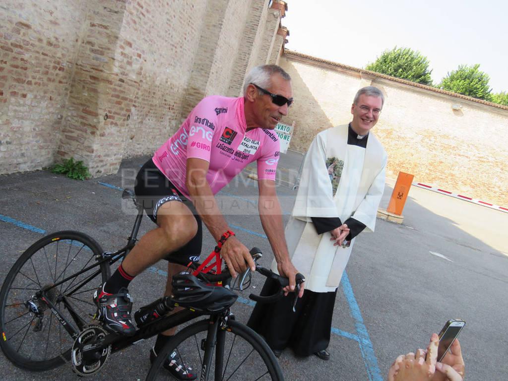 Reja in bici