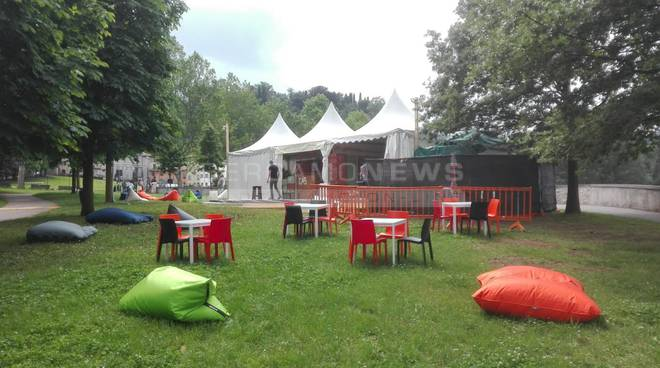 Spazi estivi 2016 - Borgo Sant'Agostino