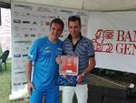 Vincenzo Nibali al Tennis Club