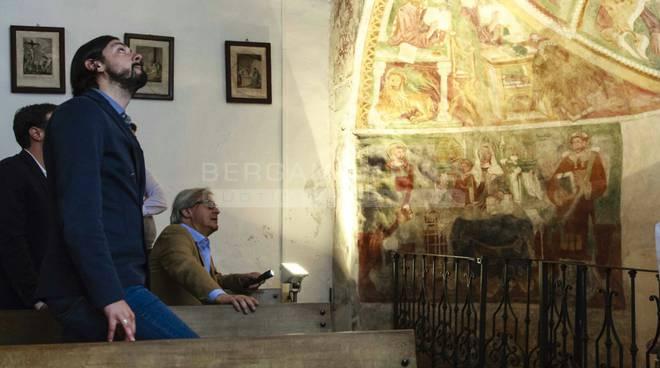 Vittorio Sgarbi a Solto Collina