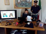 Arresto rapinatori polizia stradale