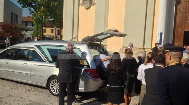 Funerale Michele Corsini Cologno