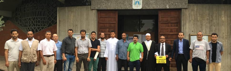 Il cordoglio dei Musulmani alla parrocchia San Francesco d'Assisi