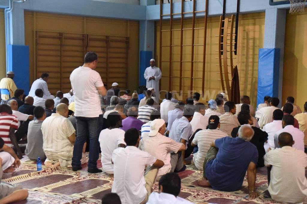 Moschea a Redona
