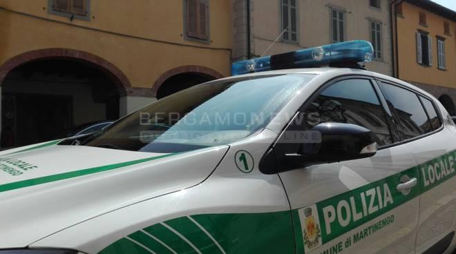 polizia locale Martinengo