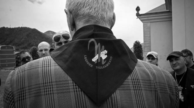 raduno fascista tagliamento