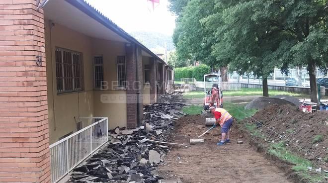 scuole comunali a Bergamo