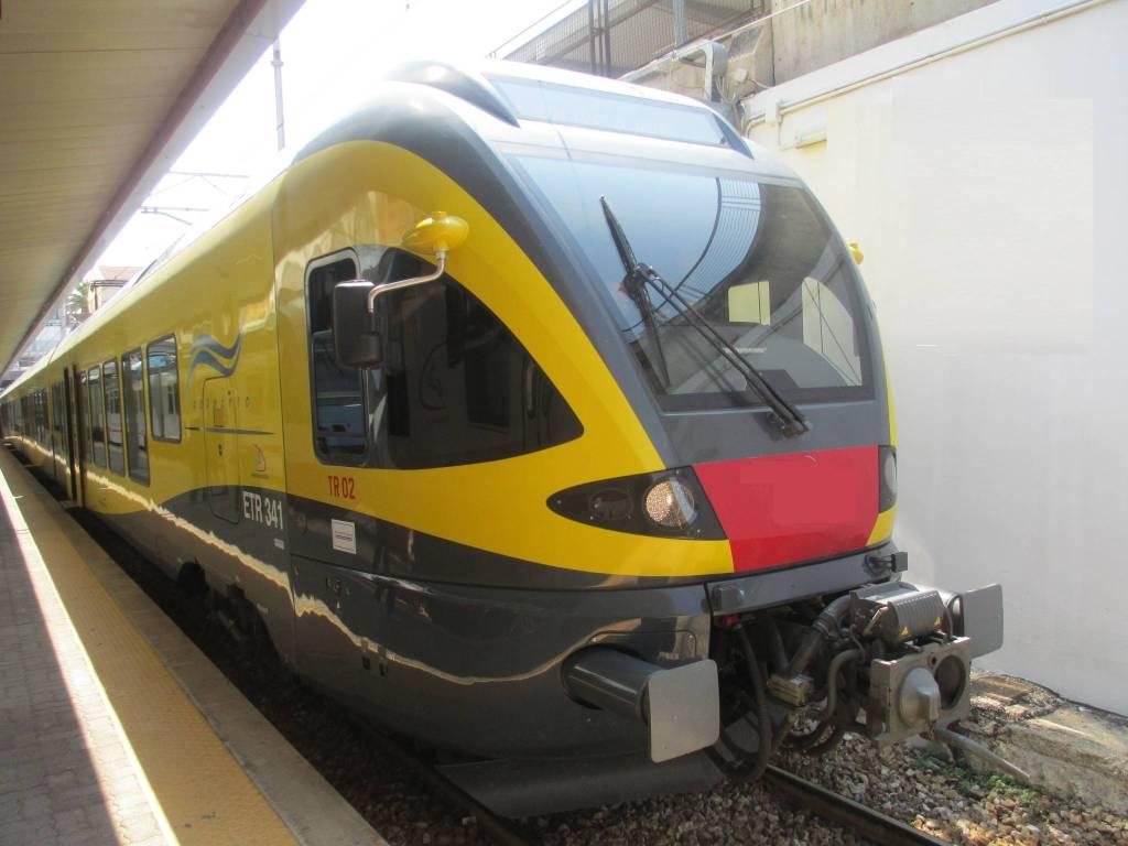 Treno per Orio
