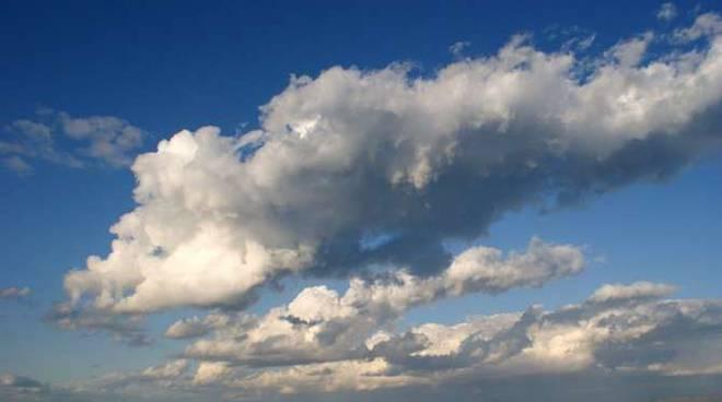 vento nuvole