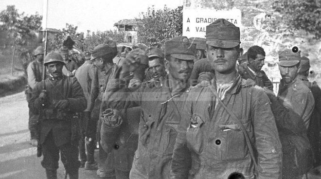 Ufficio Conflitti Del Lavoro Gorizia : Grande guerra pillola la presa di gorizia bergamo news