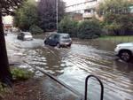 Bomba d'acqua su Bergamo, martedì 9 agosto