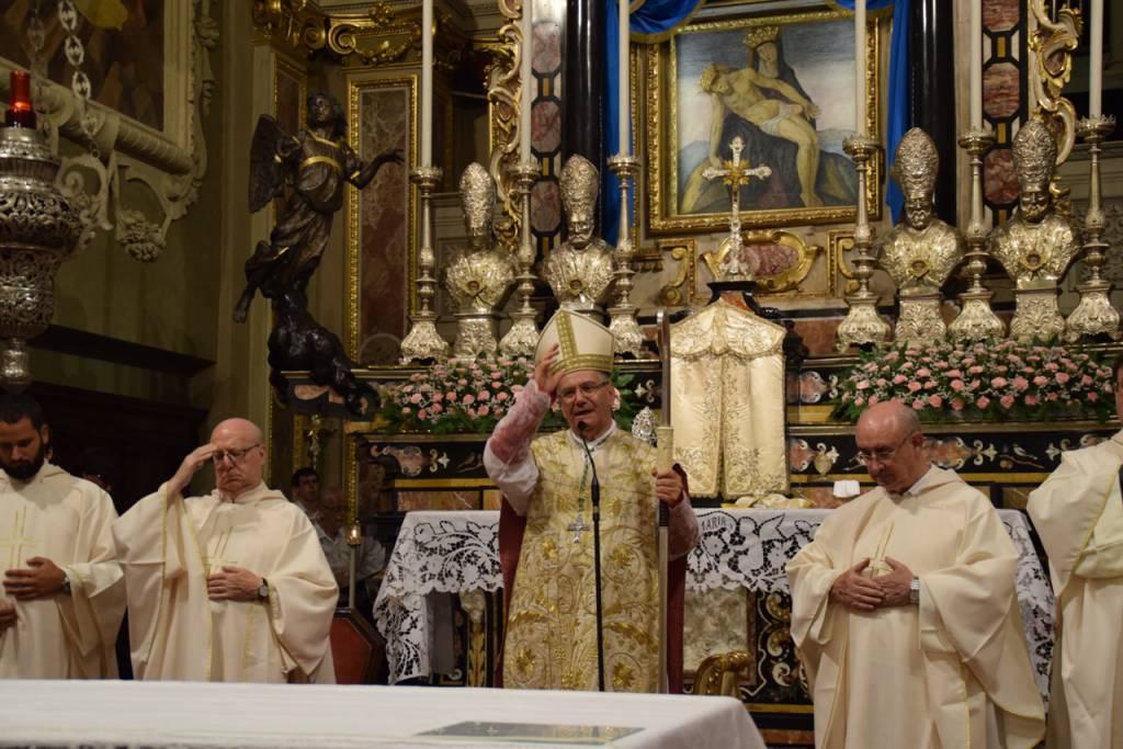 Festa dell'Apparizione in Borgo Santa Caterina